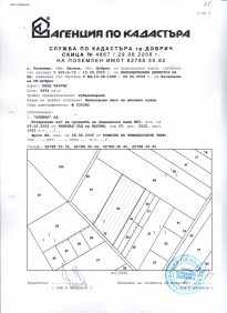 Land plot in the Village of Rogachevo with an area of 9494 sq.m.